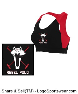 Ladies All Sport Sports Bra Design Zoom