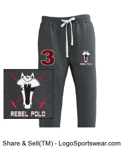 Mens Throwback Jogger Design Zoom