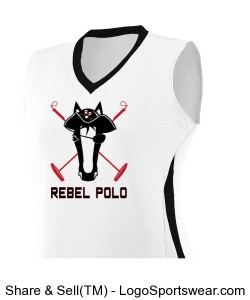 Augusta Girls Tornado Jersey Design Zoom